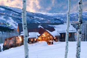 Beaver Creek on mountain dining
