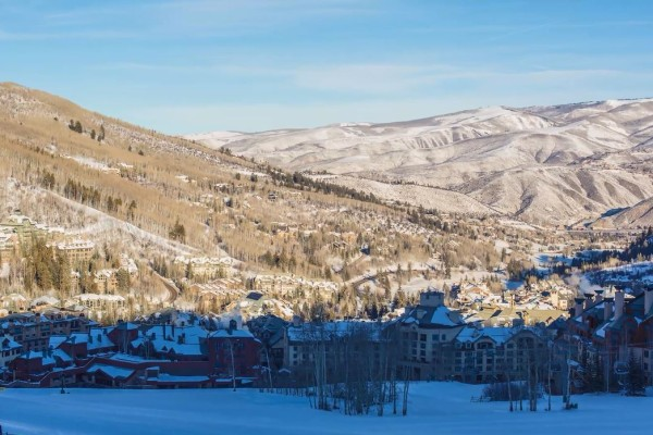 Beaver Creek Colorado skiing